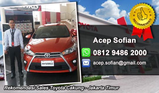 Toyota Cakung Jakarta Timur