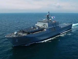 Kapal Pendarat LST-II AL Korsel