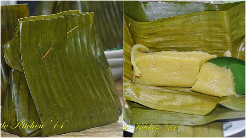 Resep Membuat Barongko Yang Enak dan Legiiit Khas Sulawesi Selatan by Ika Lianasari