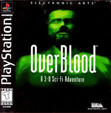 Overblood - PS1 - ISOs Download