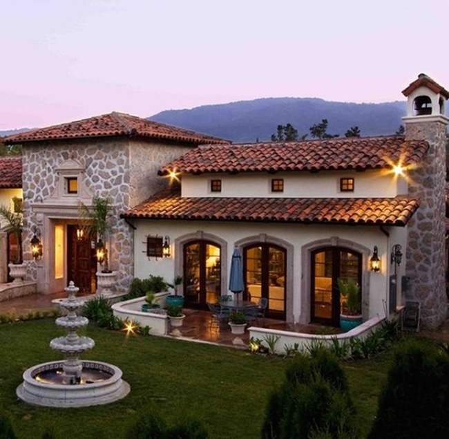 CURB APPEAL This stunning Tuscan-inspired home, designed to - real estate bill of sale