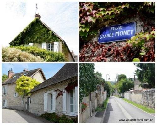 #PraCegoVer: Jardim de Monet em Giverny.