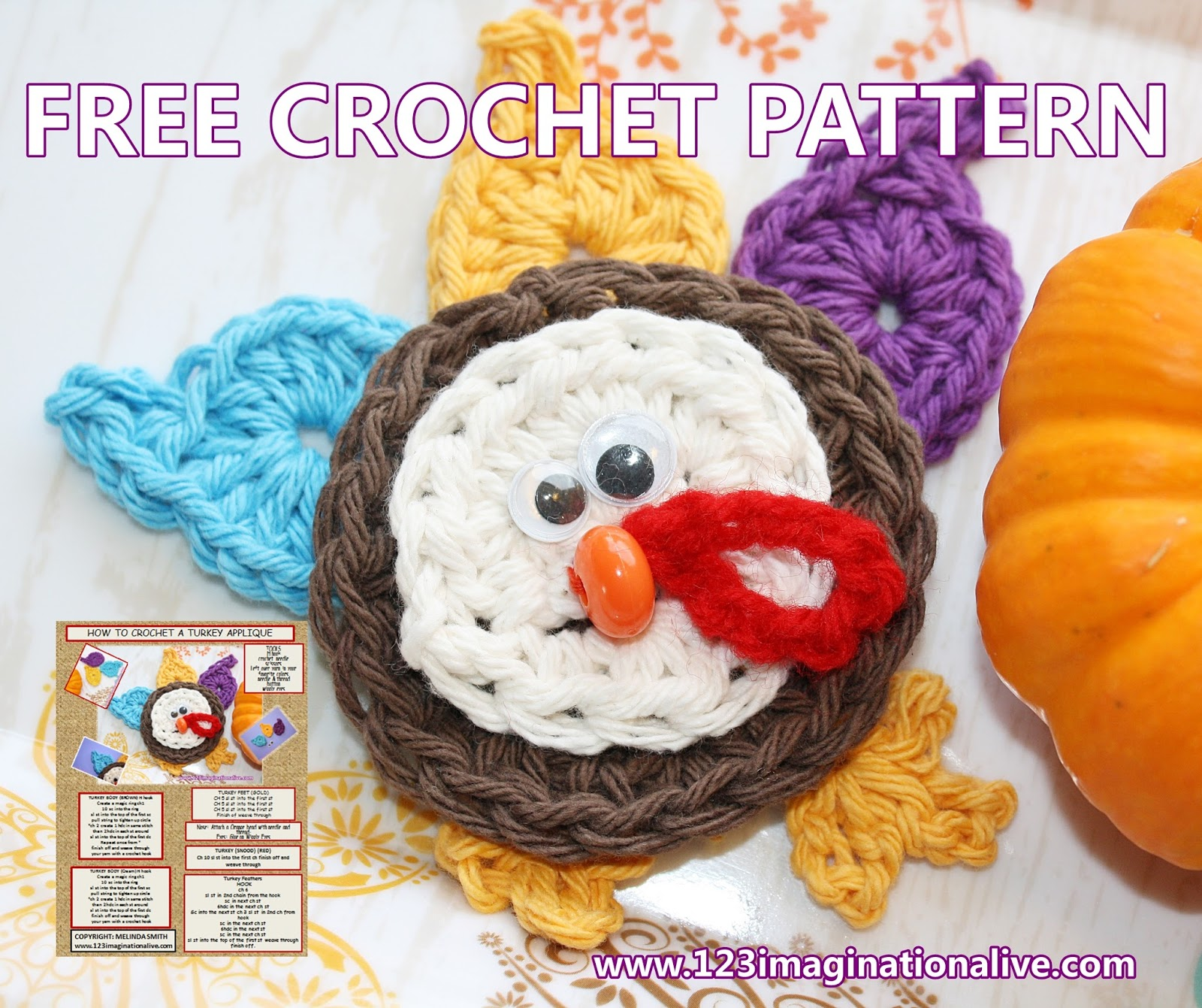 Dorable Create Crochet Pattern Ornament - Sewing Pattern for Wedding ...