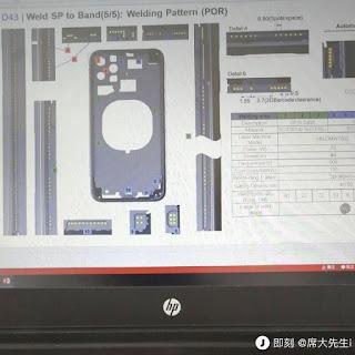 Desain Iphone 11 Bocor, Tanpa Poni dan Punya Desain Kamera Seperti Huawei?
