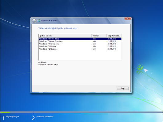 Windows 7 SP1 X64 5in1 UEFİ