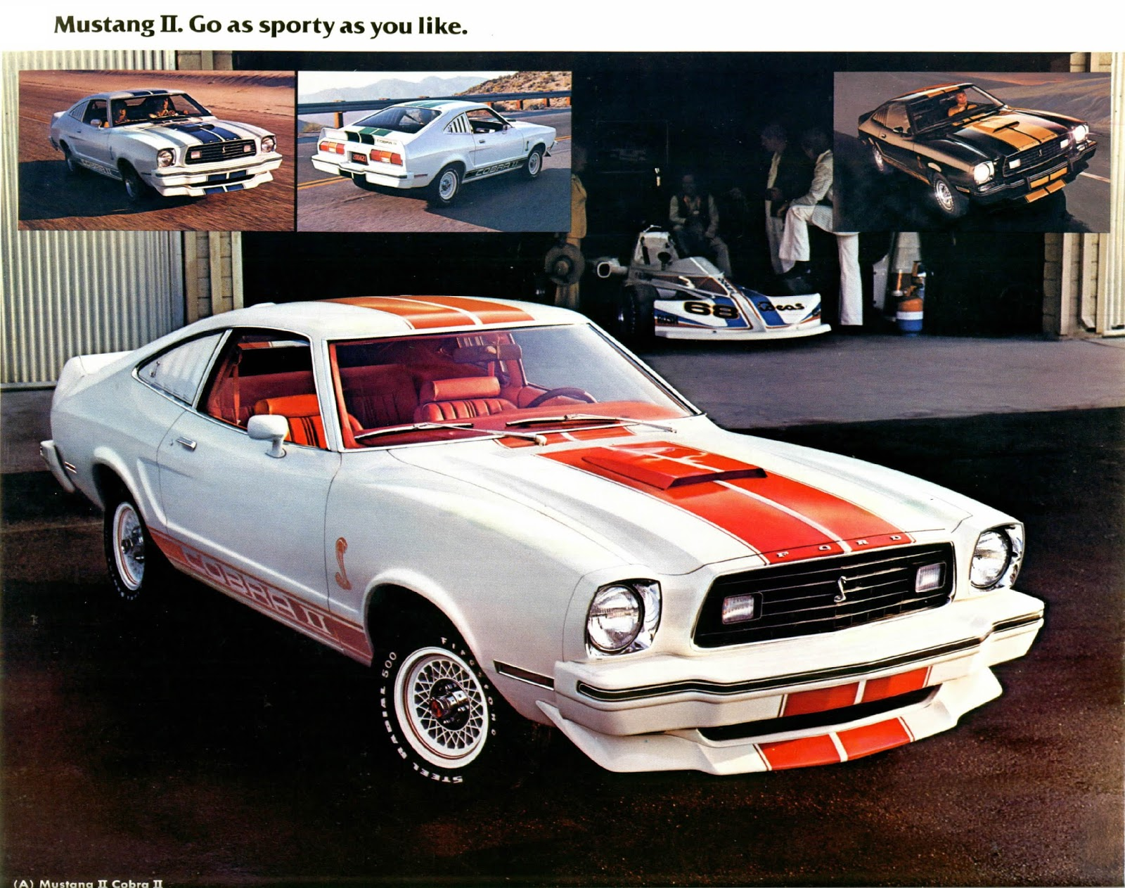 diecast hobbist  1977 ford mustang cobra ii