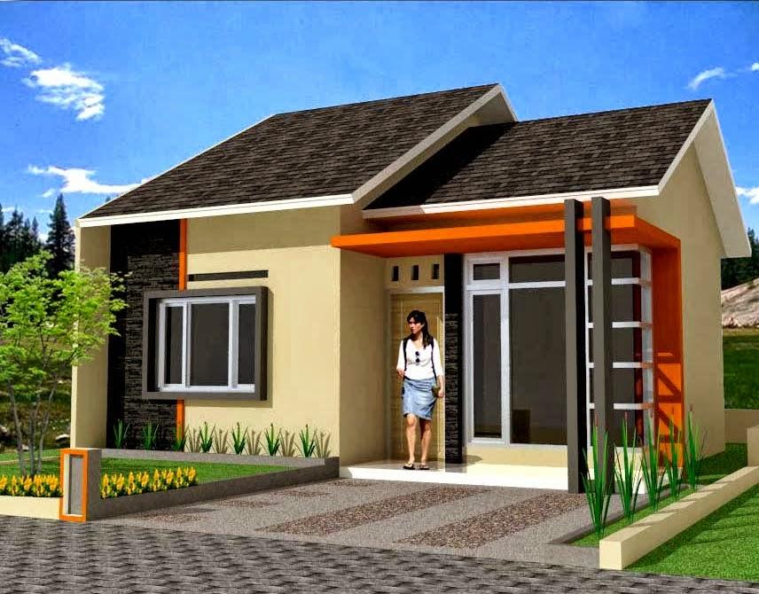 rumah: Inilah Beberapa Bentuk Rumah Minimalis 1 Lantai