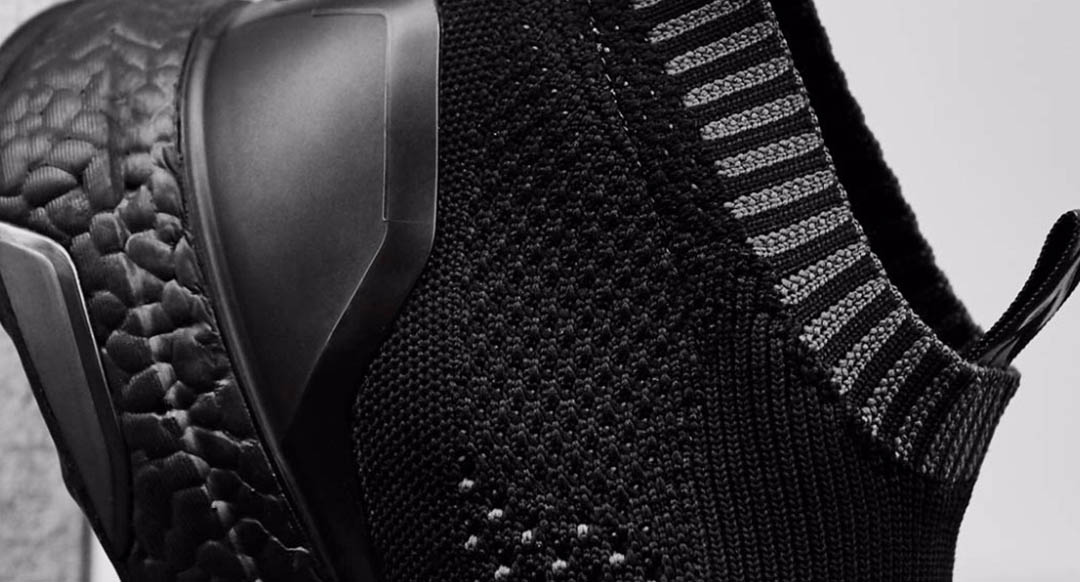 official photos be1aa 35b4a Triple Black Adidas Ace 16+ PureControl Ultra Boost Released