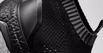 47ab3f7453c Triple Black Adidas Ace 16+ PureControl Ultra Boost Released