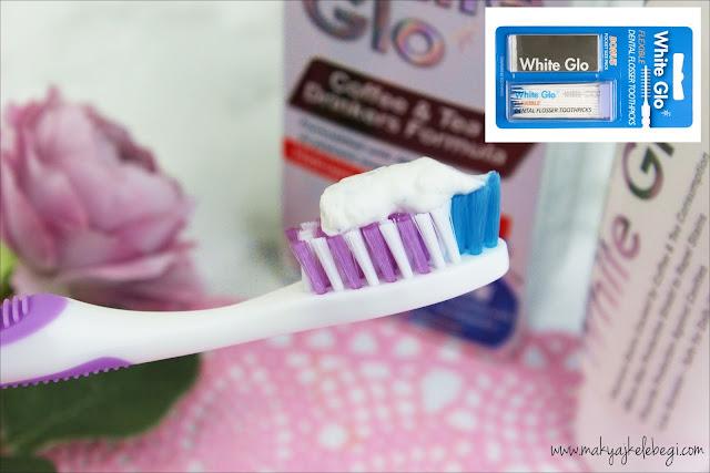 White Glo Diş Macunu