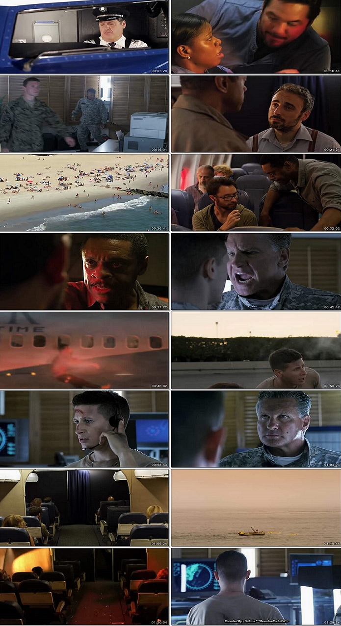 Airplane Vs Volcano 2014 Dual Audio Hindi Movie Download 480p