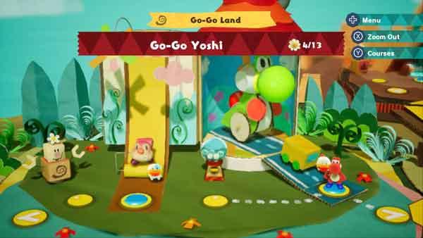 Yoshi para o Nintendo Switch