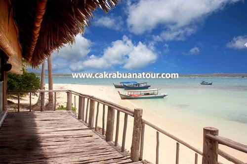 wisata tour Pantai Pulau Pasir Belitung
