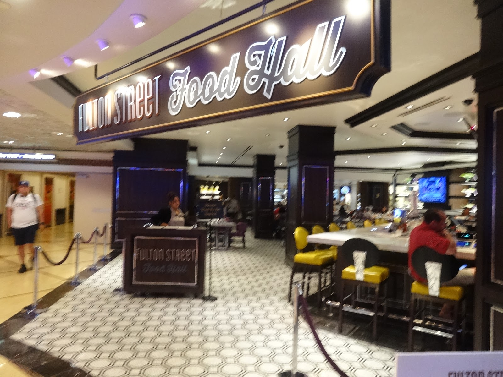 Graag Wilde Ik Tijdens Mijn Afgelopen Reis Naar Las Vegas Een Keer Wat Minder Bekende Ketens Gaan En Meer Standalone Restaurants In S