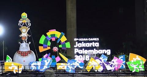 Persiapan Menyambut Asian Games 2018
