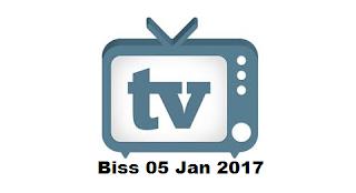 Bisskey 5 Januari 2017
