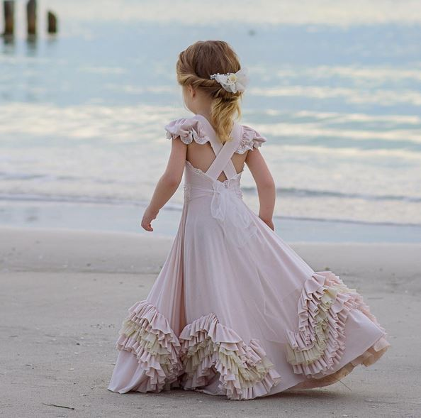 Dollcake flower girl dress