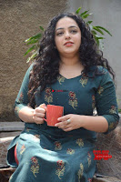 Nithya Menon promotes her latest movie in Green Tight Dress ~  Exclusive Galleries 039.jpg