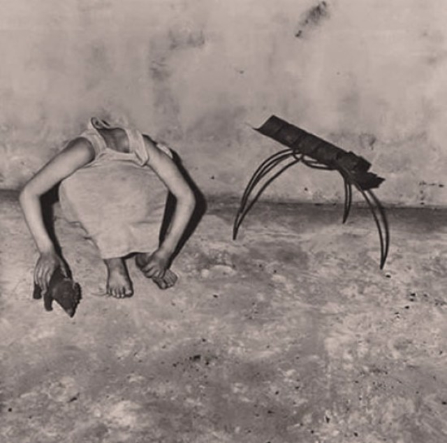 34 Really Creepy Vintage Photos That Will Give You Nightmares Everyday