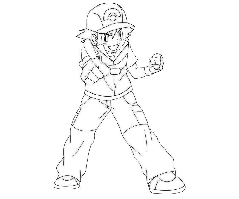 pokémon blackwhite ash ketchum character  mario