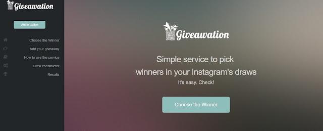 Πώς κάνω κλήρωση για διαγωνισμό στο ίνσταγκραμ με το Giveawaytion