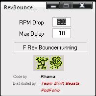LFS 0.6F Devir Kesici RevBouncer İndir Download Revo