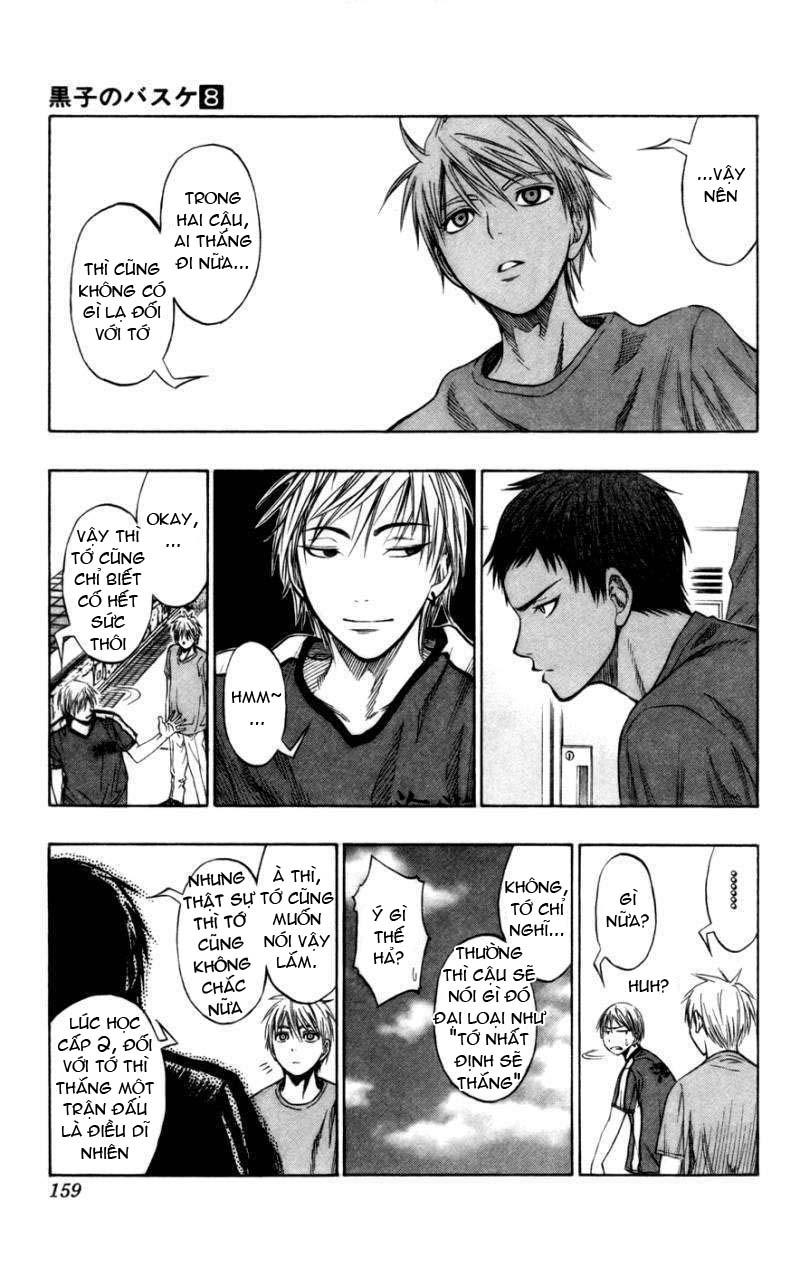 Kuroko No Basket chap 068 trang 13