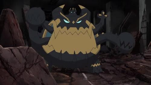 Pokemon Sol y Luna Capitulo 100 Temporada 20 Un rayo que rompe el viento su nombre es Zeraora
