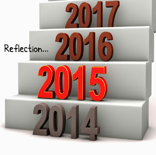 Reflect on the last year 2016