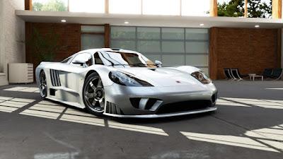 Les voitures les plus rapides du monde - Saleen S7 Twin Turbo (248 Mph)