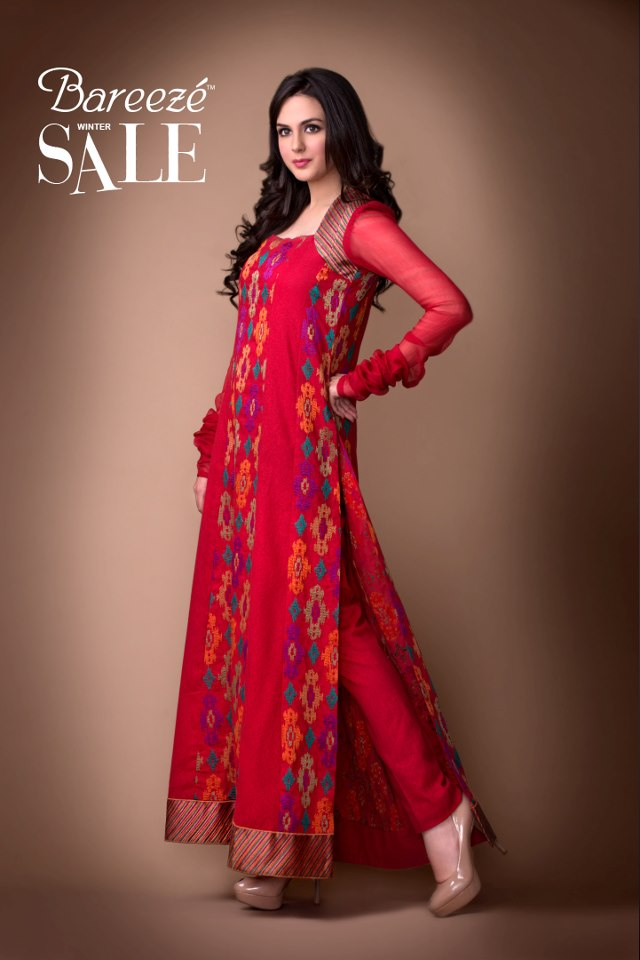 47be62307f83 Winter Sale at Bareeze ~ Advertising Today