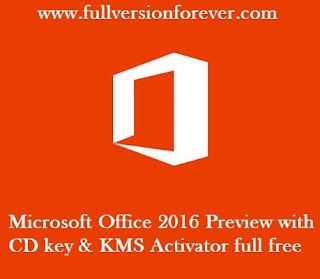 download Microsoft Office 2016 Professional Plus full version
