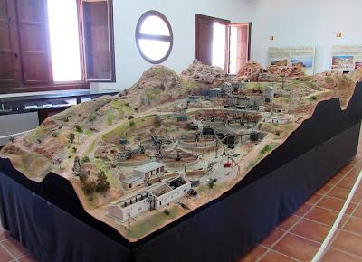 Museo minero de Rodalquilar en Cabo de Gata