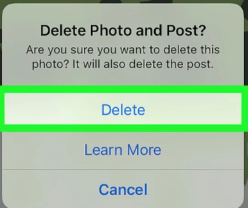 How To Delete Profile Photo On Facebook