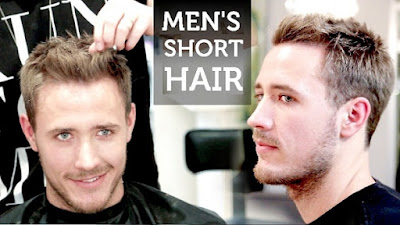 Short Haircuts for Men's hairstyles