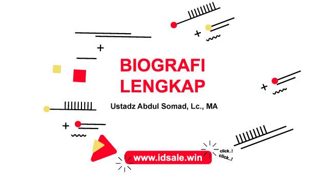 Biografi Ustadz Abdul Somad, Lc., MA