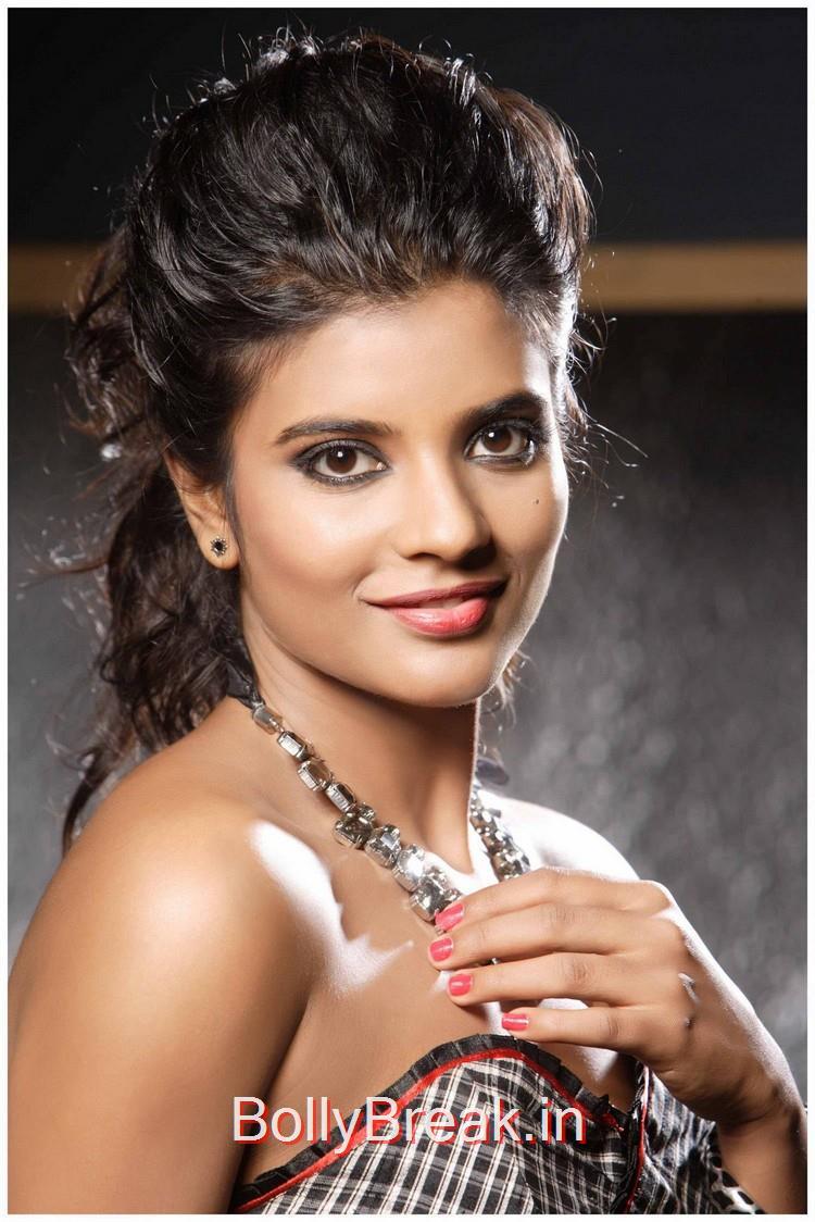 Actress Iyshwarya Rajesh hot Photoshoot Pics 2015