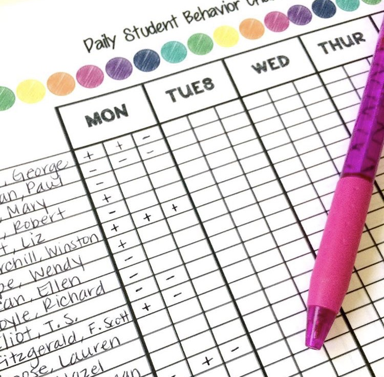 3 easy tips and ideas to help you get your middle school classroom ready for back to school!