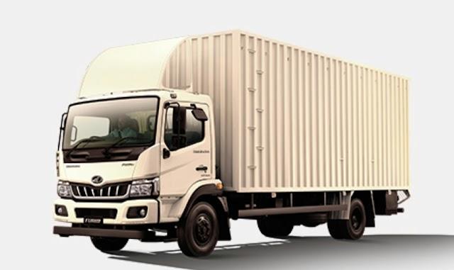 Mahindra new truck FURIO