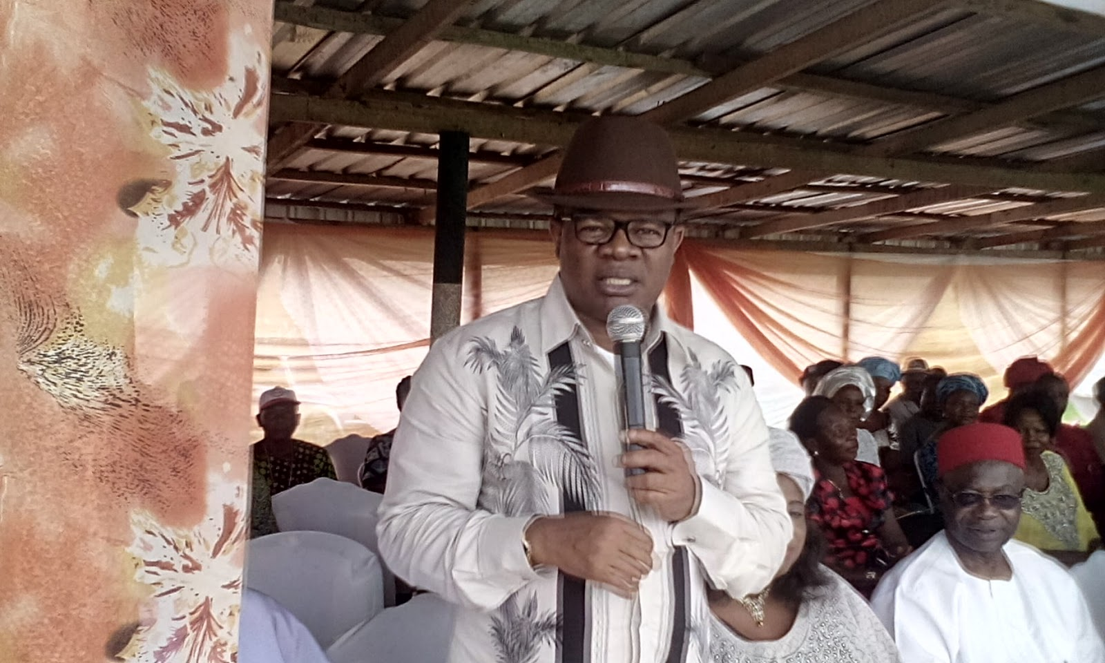 Engineer Barth Nwibe from Igboukwu set for another election in