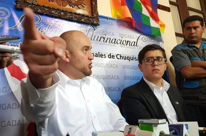 Diputado Poppe cuestiona la visita de tres legisladoras chilenas pro aborto / ARCHIVO CORREO DEL SUR