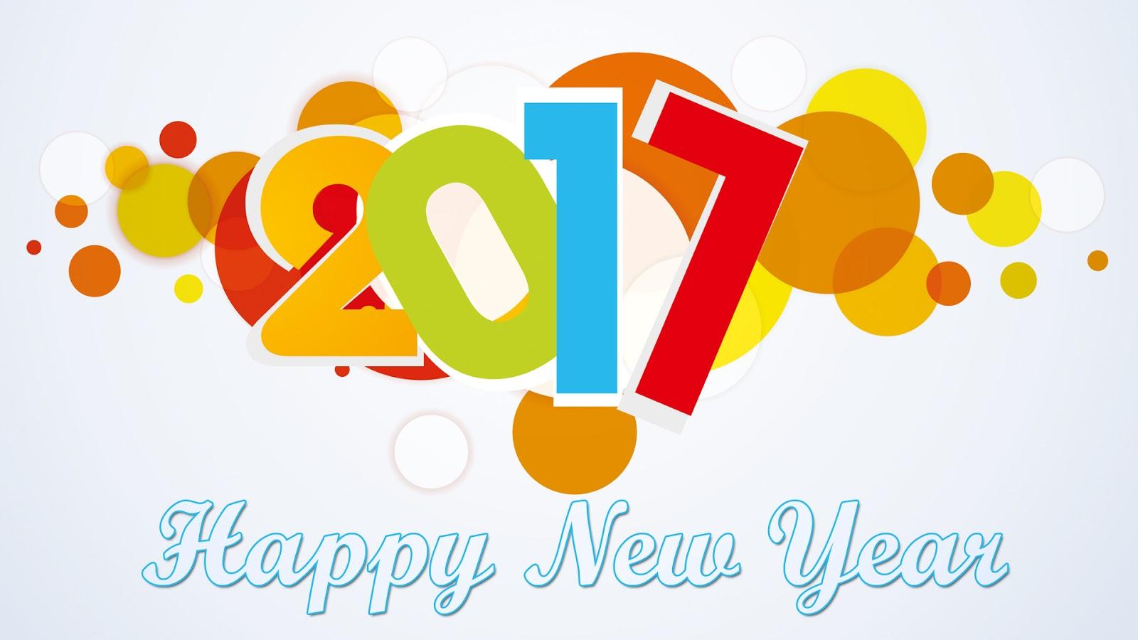 new year happy 2017