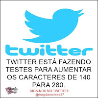Twitter-teste-caracteres-de-280