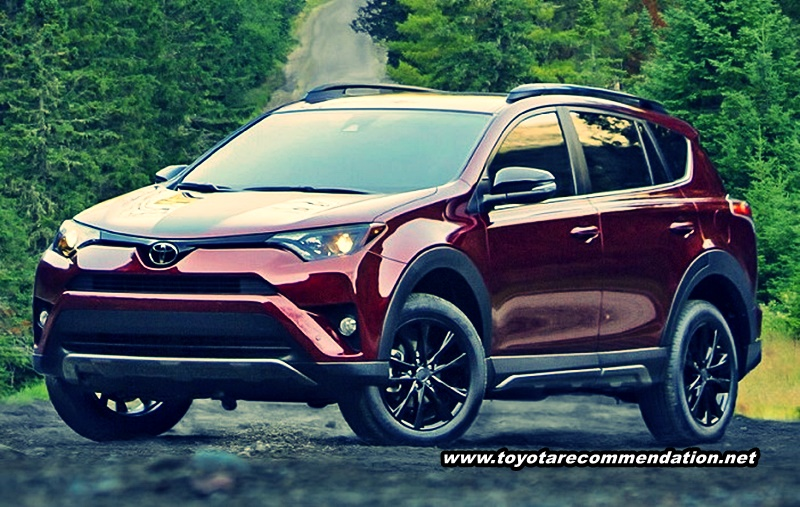 2018 Toyota Rav4 Limited, Price and Msrp
