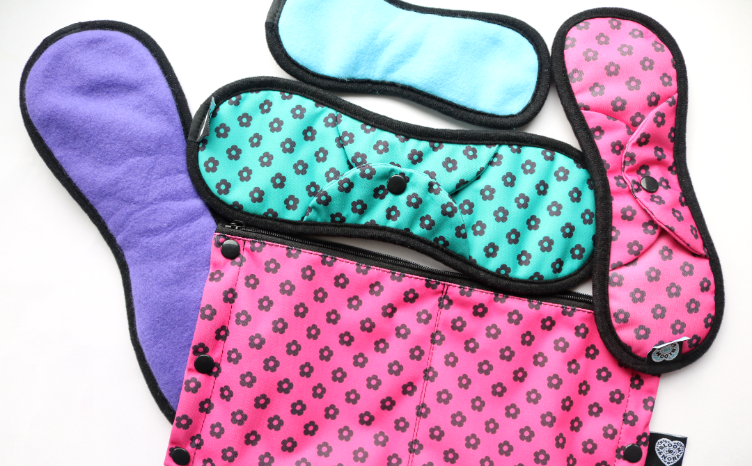 Bloom & Nora Eco-Friendly / Reusable Sanitary Pads review