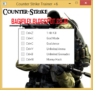 Download Trainer/Cheat Counter Strike All Version