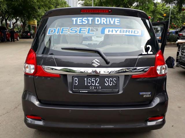 new ertiga diesel 2017