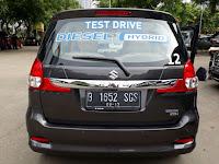 Suzuki Ertiga Diesel Hybrid 2017 Diluncurkan, Ini Spesifikasi, Fitur dan Harganya!