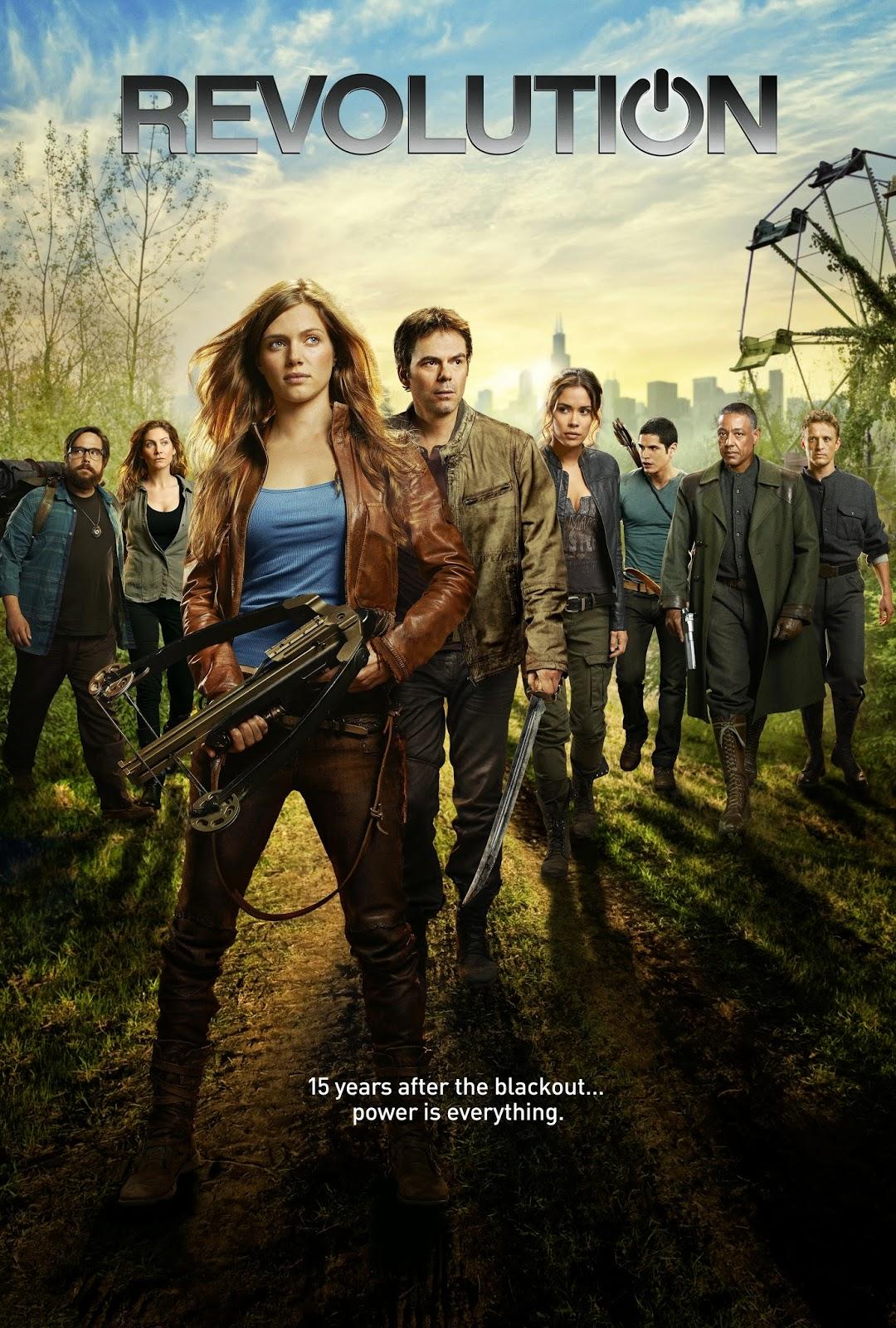 Revolution – Todas as Temporadas Dublado / Legendado (2012)