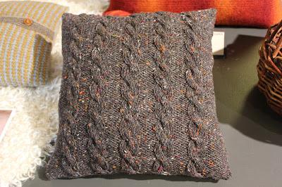 strikkede puder marianne isager